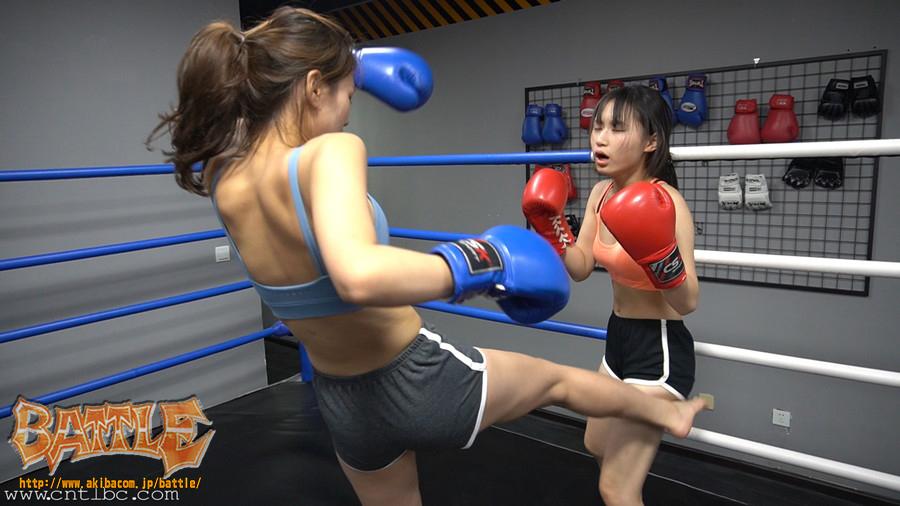 女子ボクシング The Legendary Boxing Club